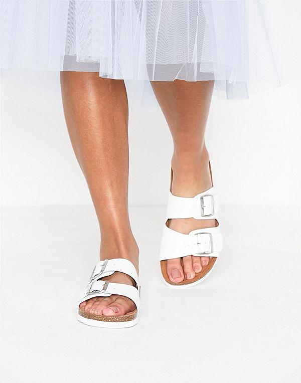 Vero Moda Vmnicoline Leather Sandal