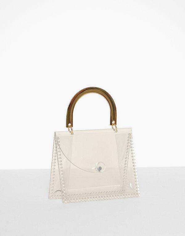 Topshop Glow Acrylic Mini Grab Bag