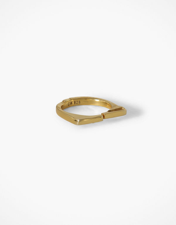 Cornelia Webb Slized Square Ring