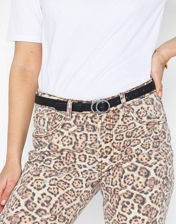 Pieces Pckarren Structure Jeans Belt D2D