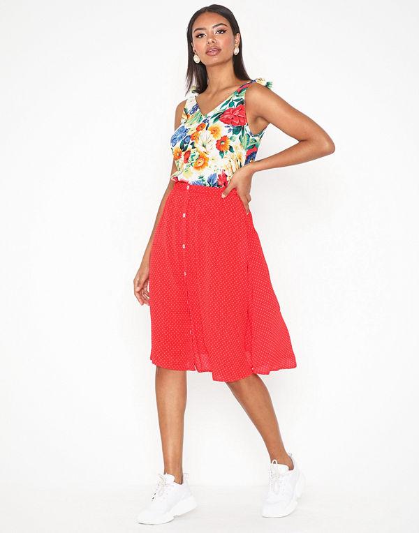 Object Collectors Item Objlemon Mw Midi Skirt 102