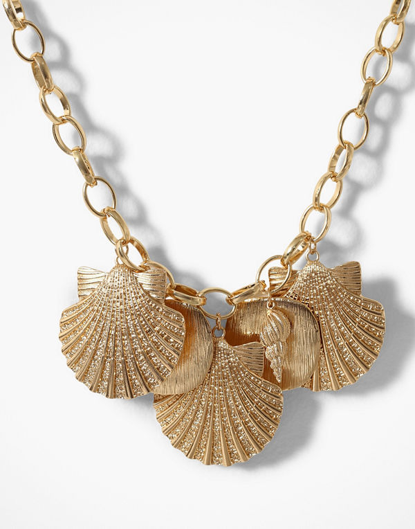 Freedom by Topshop halsband Mega Shell Collar