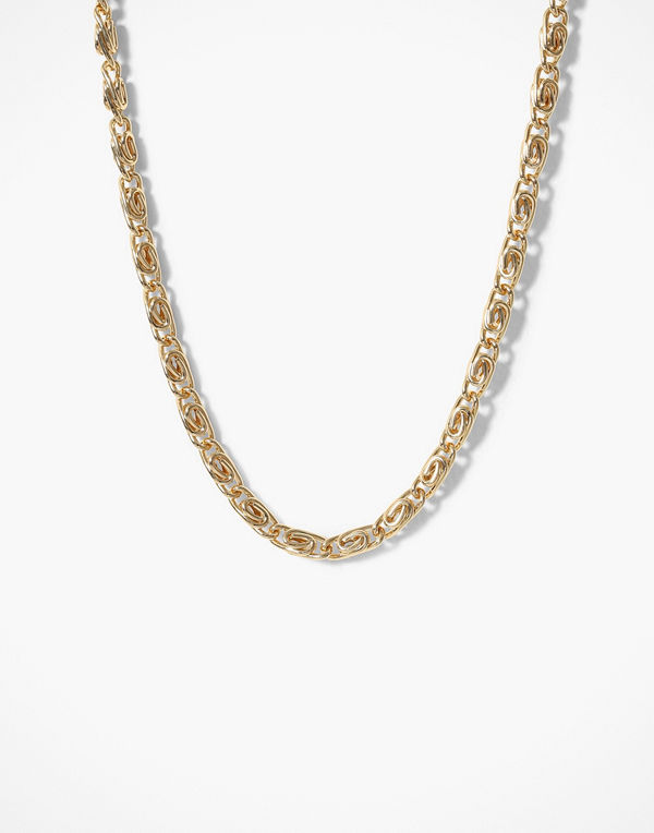 Freedom by Topshop halsband Vintage Link Chain
