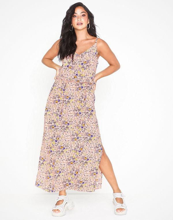 Y.a.s Yasseville Strap Long Dress Ft