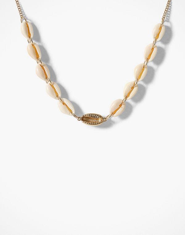 Missguided Jewelry halsband Conchi Shell Choker