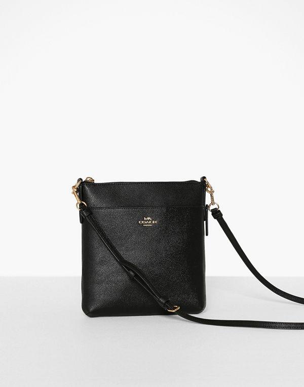 Coach axelväska Crossgrain Leather Kitt