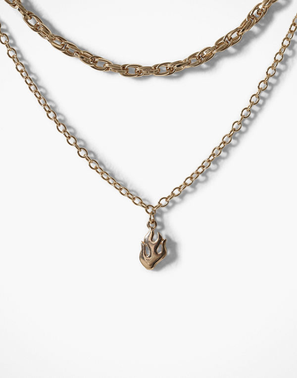 Missguided Jewelry smycke Flame Anklet