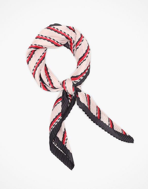 Only onlSCOOP Weaved Scarf Acc