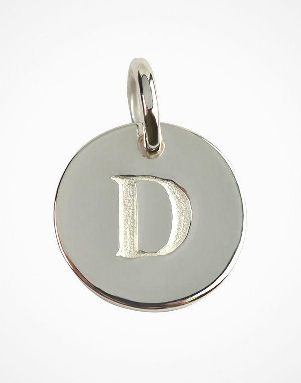 Syster P smycke Beloved Mini Letter D