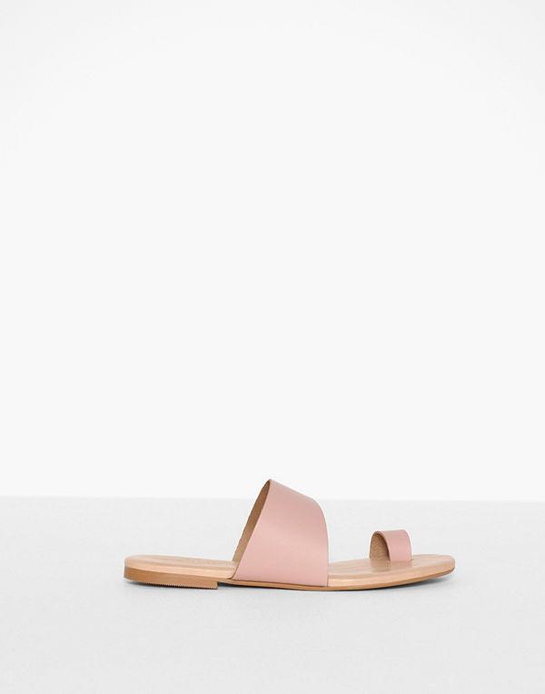 Bianco BIACAI Leather Toe Sandal