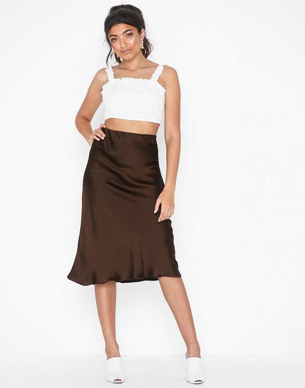 River Island Bias Cut Skirt