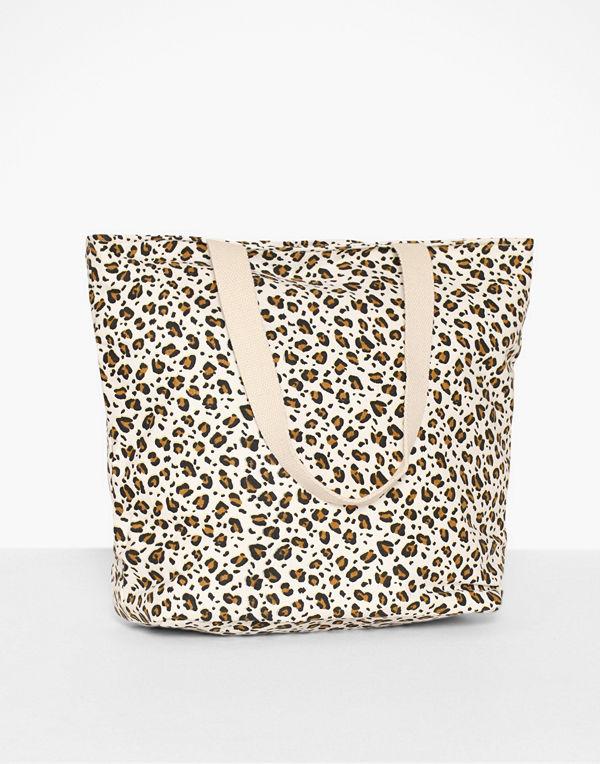 Only Onlelia Canvas Shopper Bag