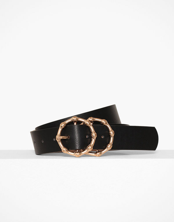 River Island Bamboo Double Ring