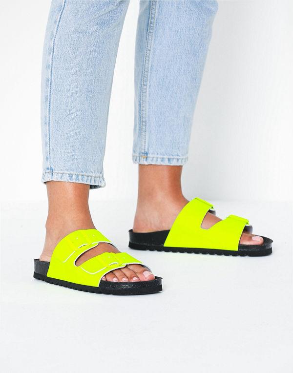 Vero Moda Vmluna Leather Sandal