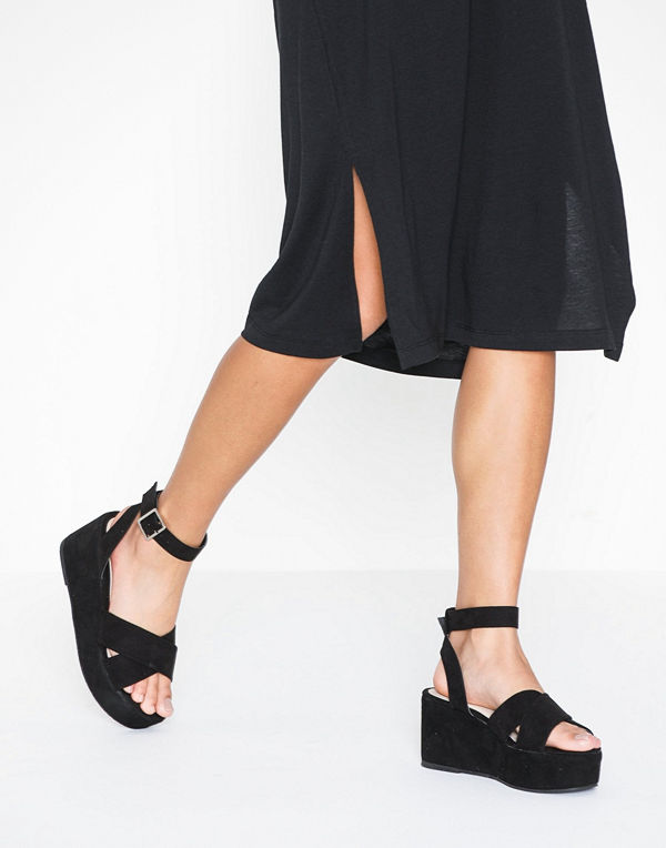 NLY Shoes Dressed Platform Sandal