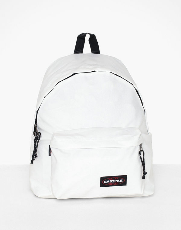 Eastpak vit ryggsäck Padded Pak'R Pearl