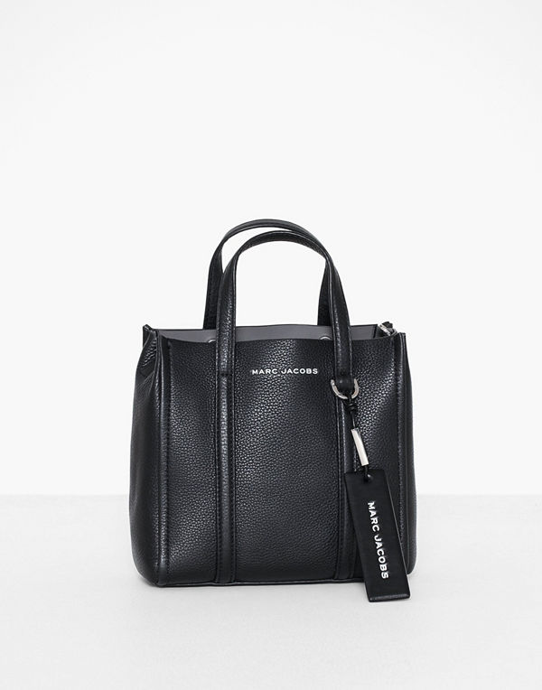 The Marc Jacobs svart väska THE TAG TOTE 21