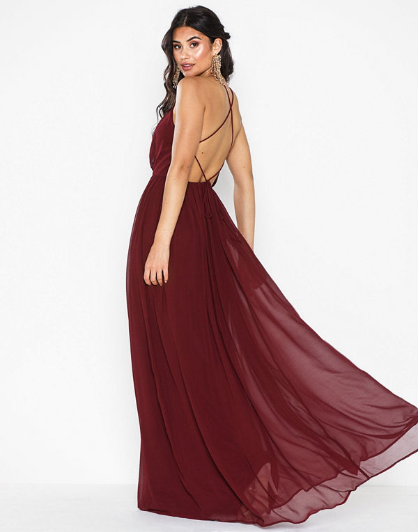 NLY Eve Geometric Maxi Gown