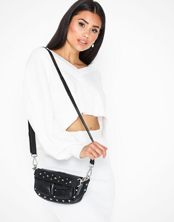Unlimit Shoulder Bag Ellery Svart