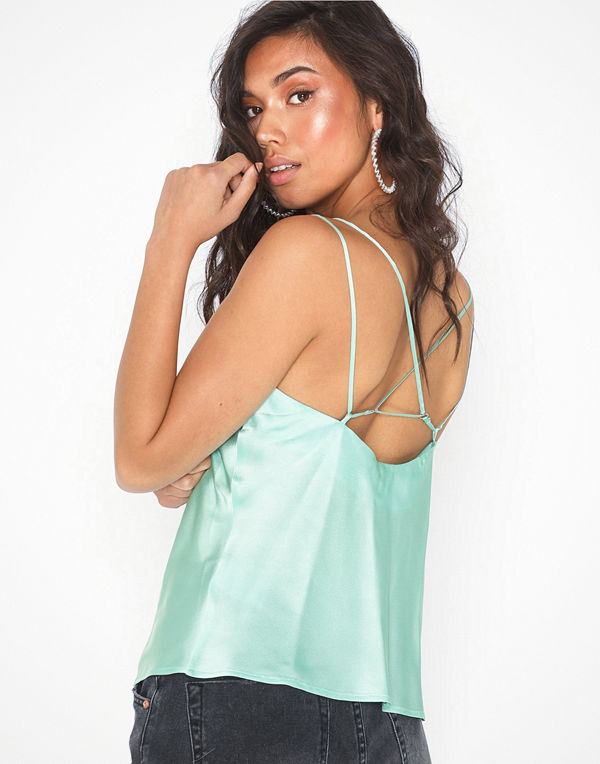 NLY Trend Strappy Detail Top