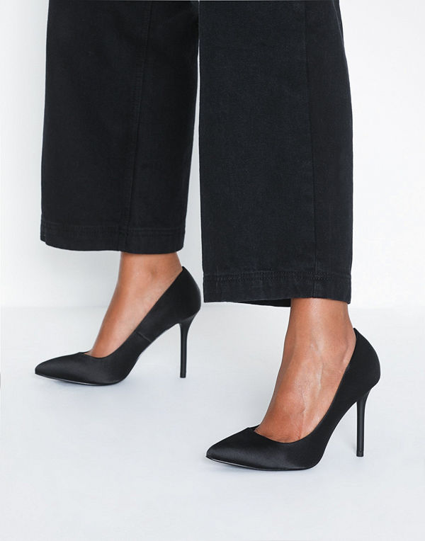 Only Onlcharlie Satin Pump