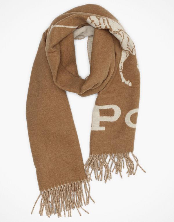 Polo Ralph Lauren Ovrsizd Pp-Oblong Scarf