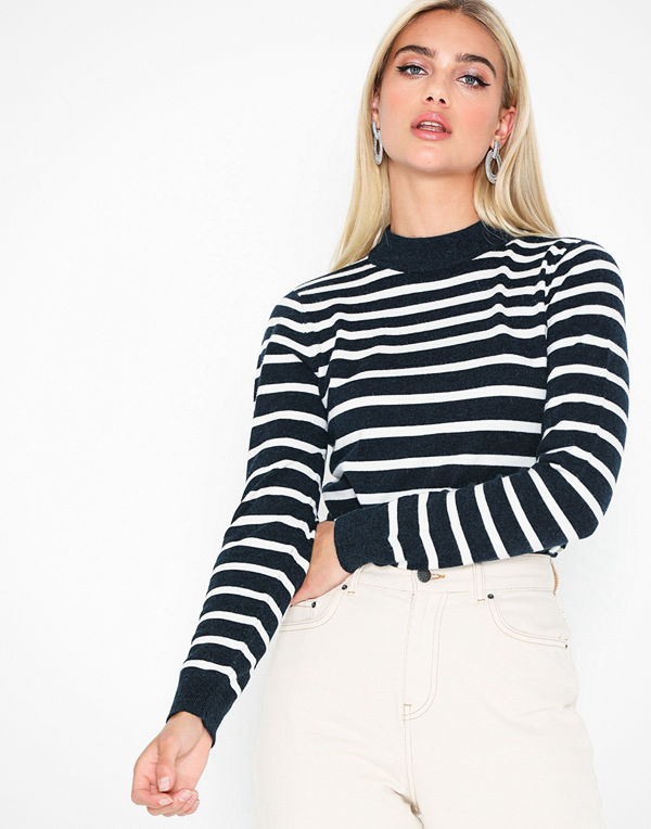 Object Collectors Item Objthess L/S Knit Pullover Noos