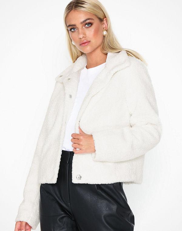 NLY Trend Short Faux Fur