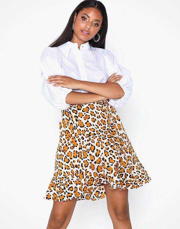 co'couture Dorset Animal Emmy Skirt
