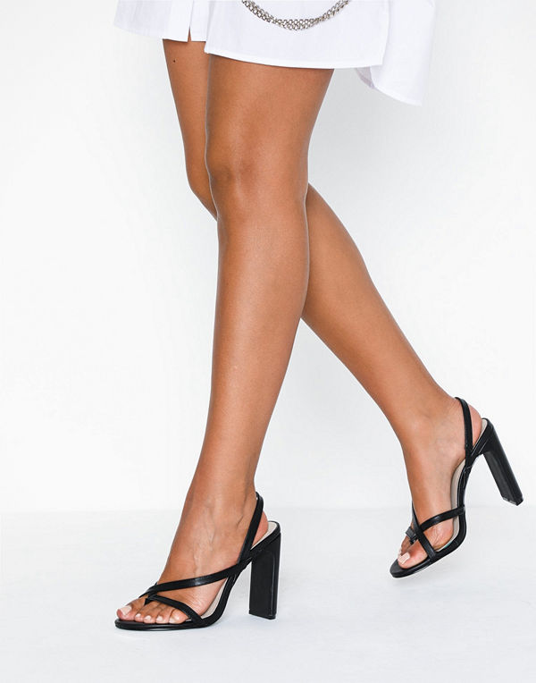 NLY Shoes Fancy Heel Sandal