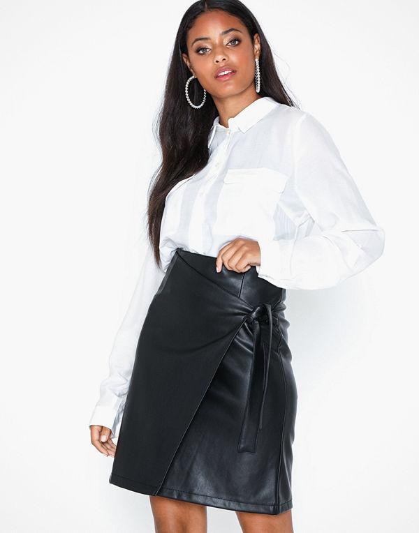 Vila Vipen Wrap Skirt/1