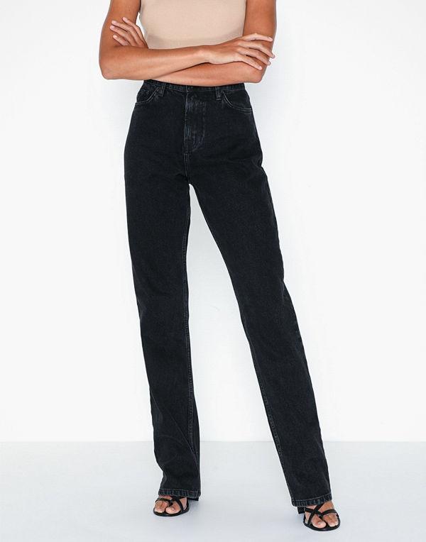 NLY Trend Cheeky Fit Long Leg Denim