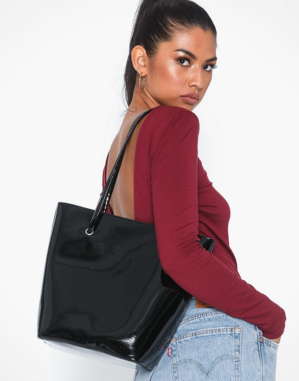 NLY Accessories Shine On Shopper Bag
