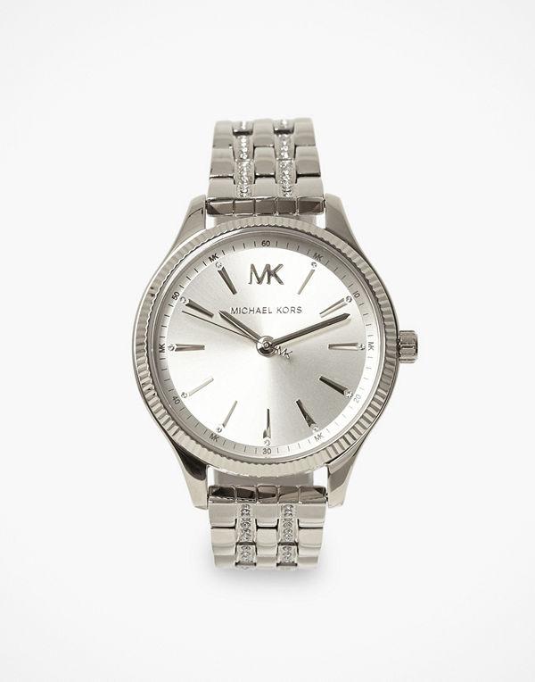 Michael Kors Watches Lexington Silver