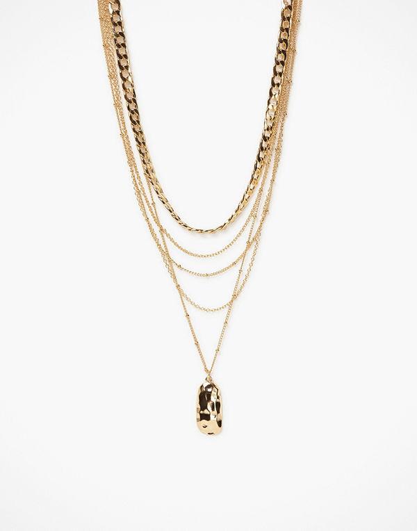 Pieces halsband Pcsigne Combi Necklace D2D