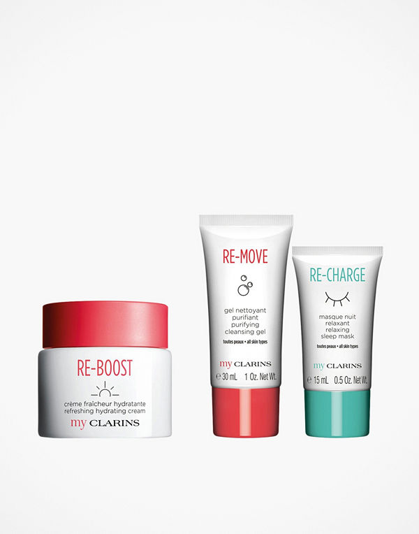 Clarins MyClarins Value Pack
