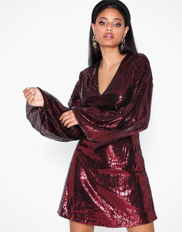 Ivyrevel Flowy Sequin Dress