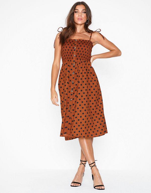 Only Onldotty Strap Dress Wvn