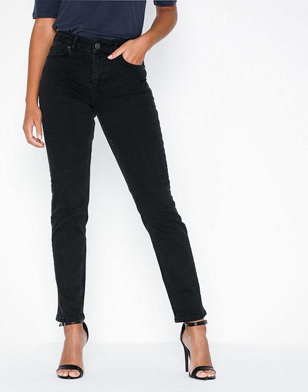 Noisy May Nmjenna Nw Straight Jeans CS061BL C
