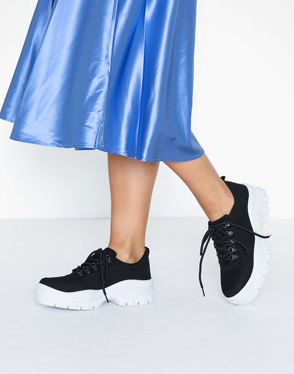 NLY Shoes Cheeky Sneaker Svart
