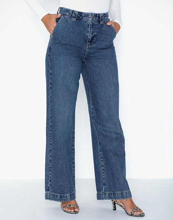 Vero Moda Vmkathy Hr Tailored Wide Jeans ST30