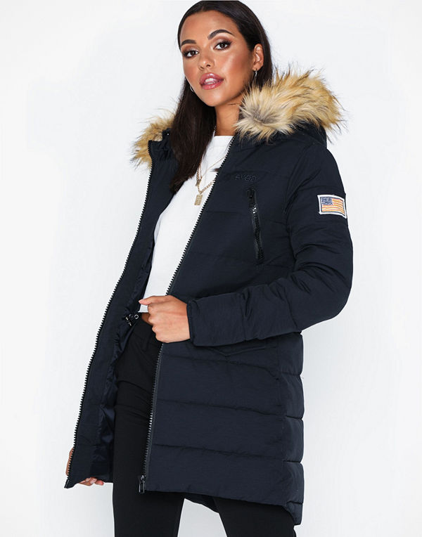 Svea Joy Jacket Navy