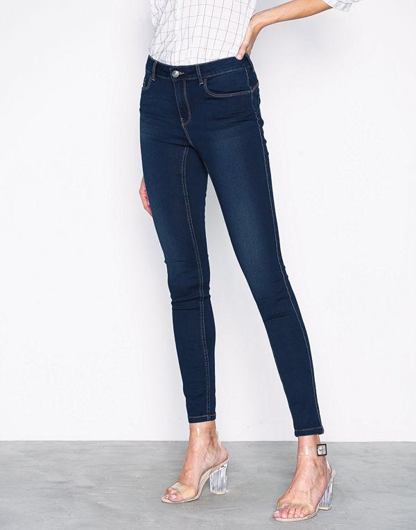 Vero Moda Vmseven Nw s Shape Up Jeans VI509 N