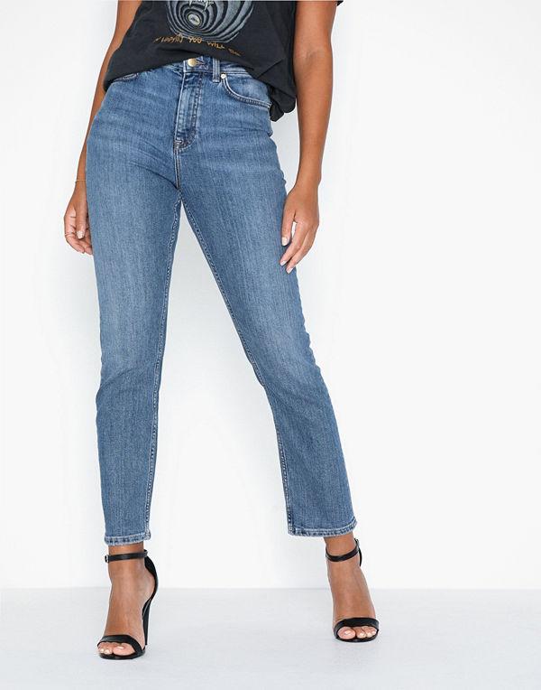 Gant Hw Slim Cropped Classic Jeans