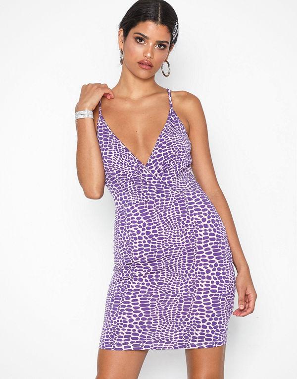 Ivyrevel Wrap Mini Dress