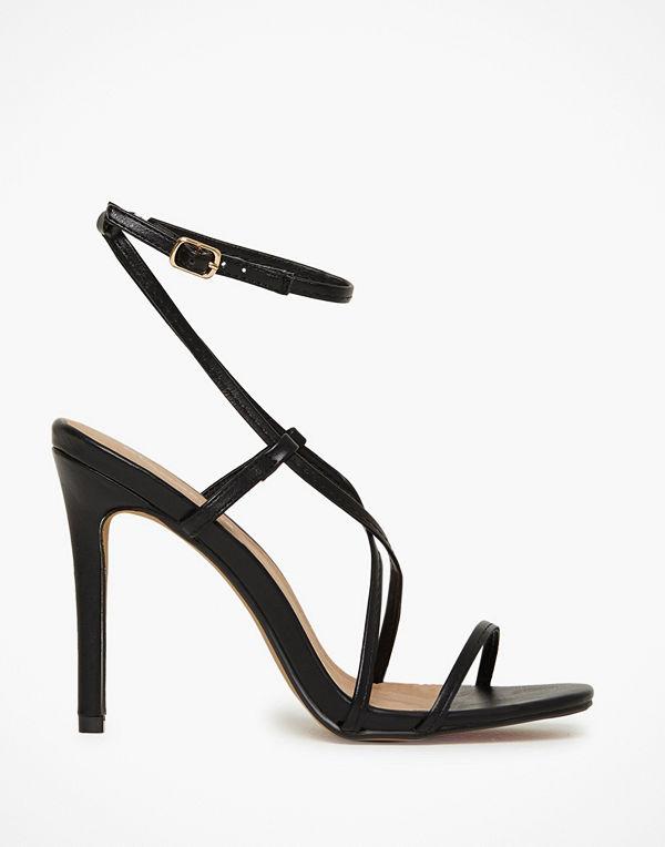 Glamorous Glamorous Strap Heel