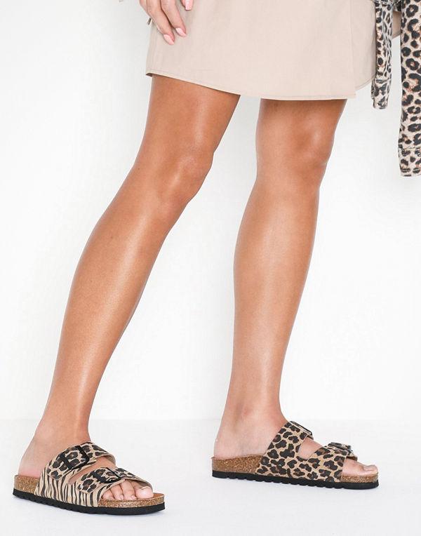 Vero Moda Vmalda Leather Sandal
