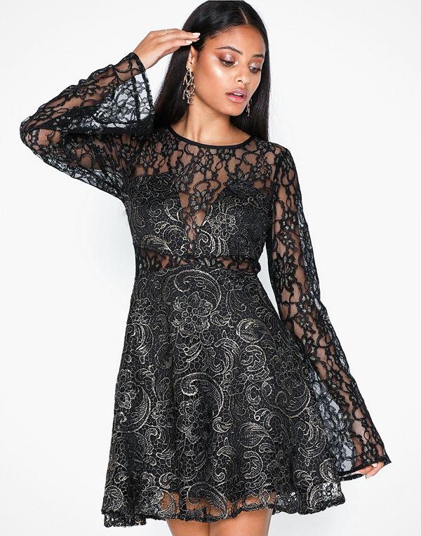 U Collection Lace Mini Dress