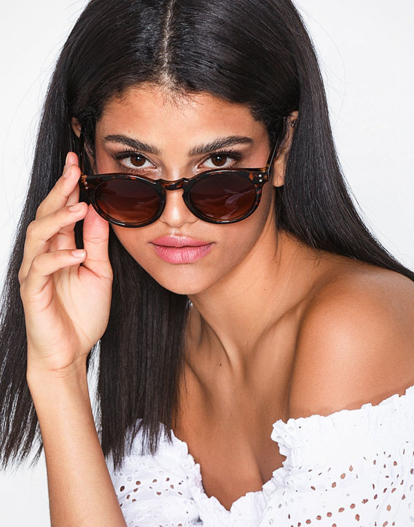 Vero Moda Vmcarol Sunglasses Tiger Eye