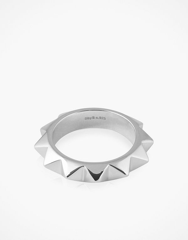 SOPHIE By SOPHIE Pyramid ring